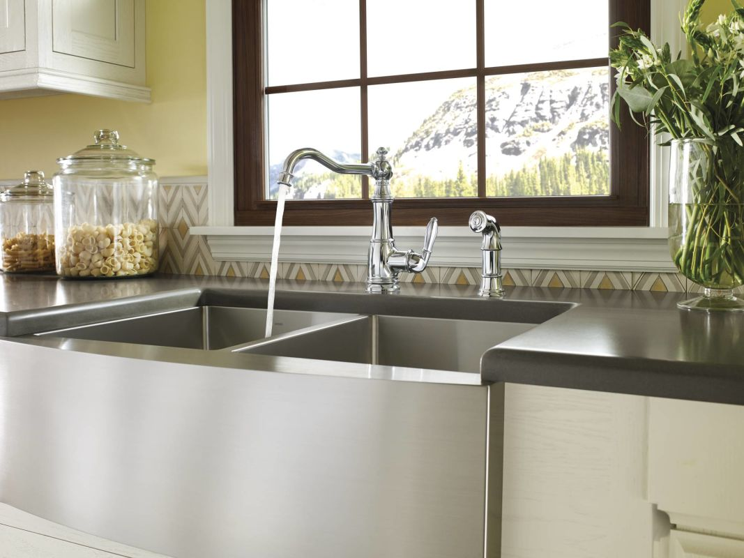 Faucet.com | S72101 in Chrome by Moen
