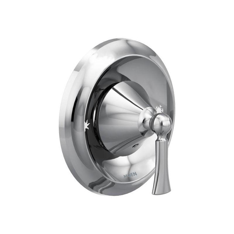 Moen T5501 Chrome Wynford Single Handle Moentrol 174 Pressure