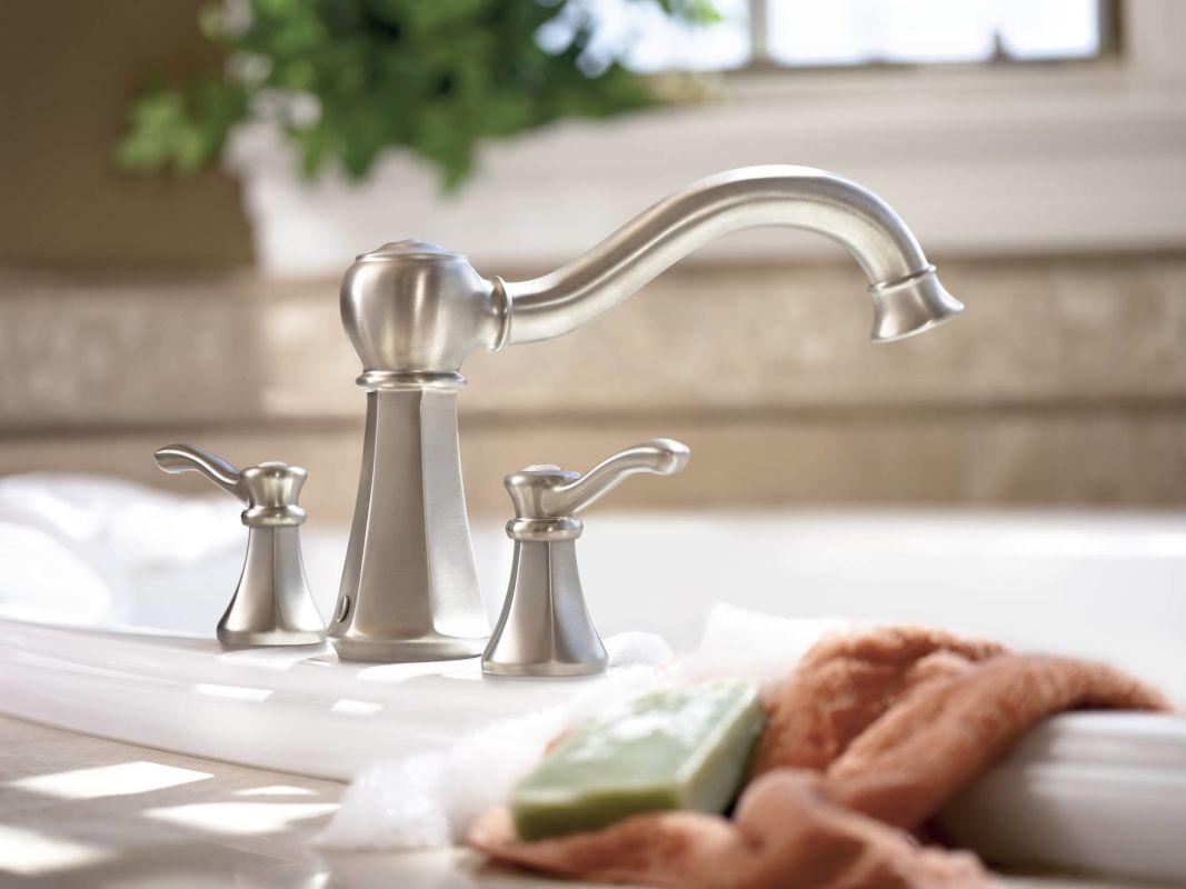 Moen Bathroom Faucet. Moen Brantford Lav Faucet. Moen Bathroom ...