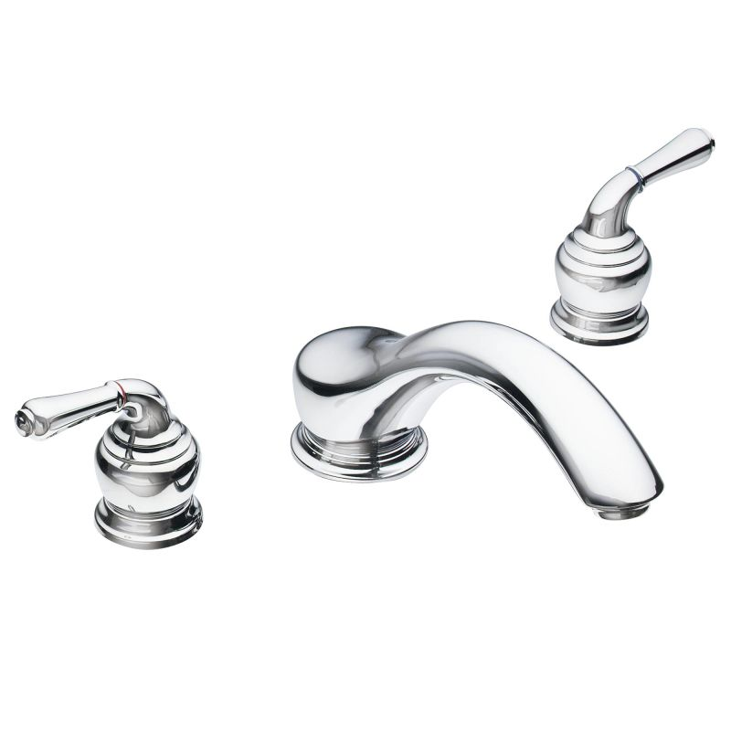 replace roman tub faucet. Click to view larger image Faucet com  T951 in Chrome by Moen
