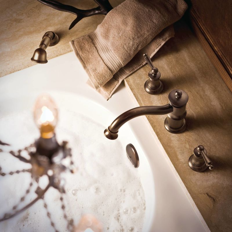 Faucet.com | TS213BN in Brushed Nickel by Moen