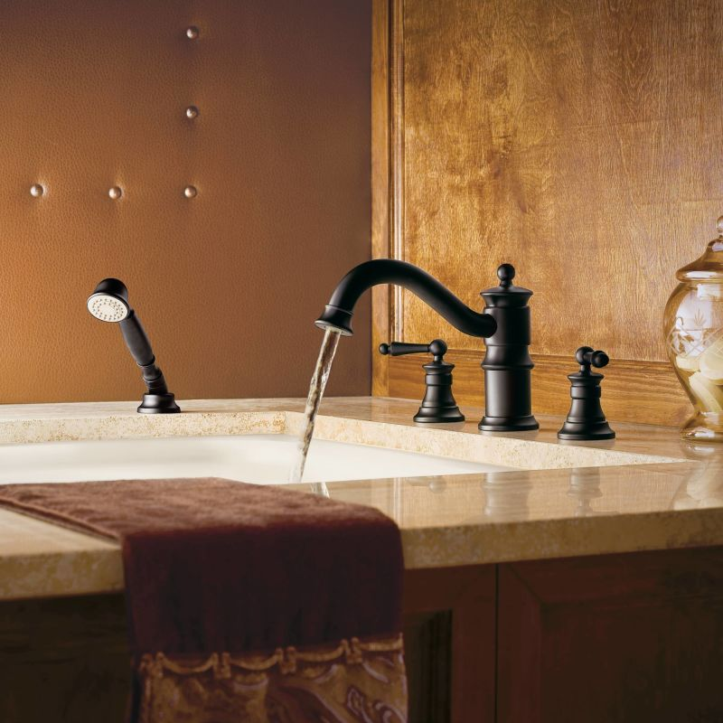 Faucet.com | TS213 in Chrome by Moen