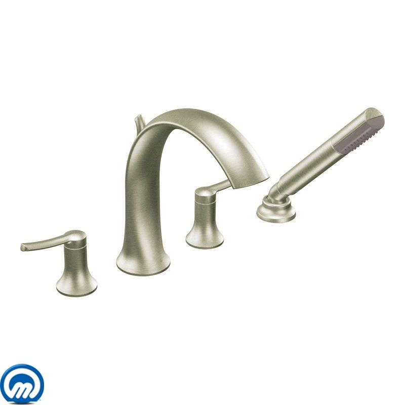 Moen Showhouse Kitchen Faucets: TS21704BN In Brushed Nickel By Moen