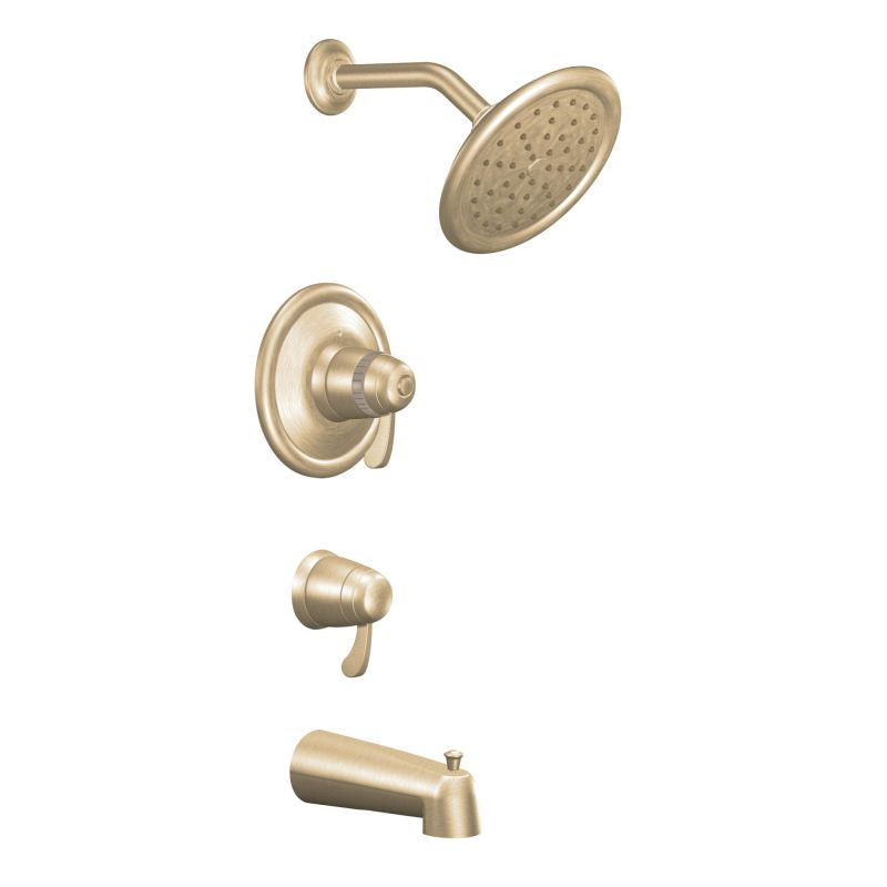 Ts3450bb In Brushed Bronze By Moen