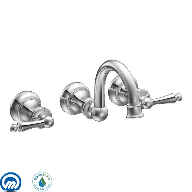 Faucet Com Ts416 In Chrome By Moen