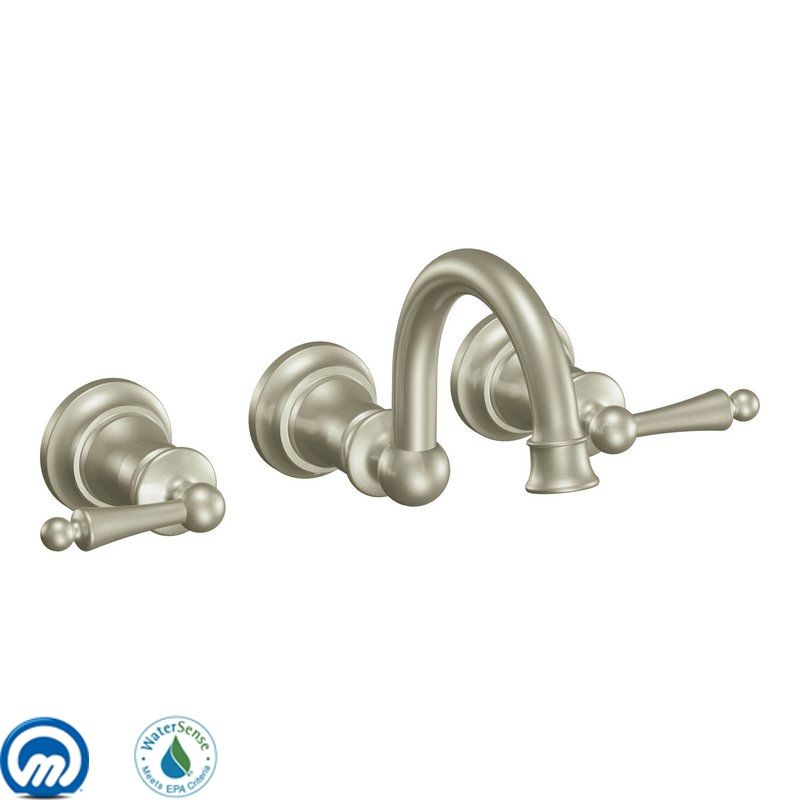 Ts416bn In Brushed Nickel By Moen