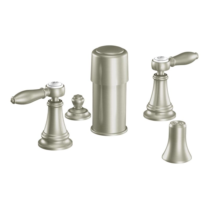 Faucet Com Ts42105bn In Brushed Nickel By Moen
