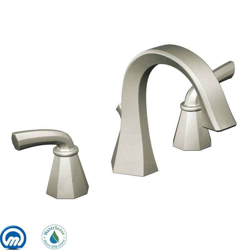 Ts448bn in brushed nickel by moen for Showhouse faucets