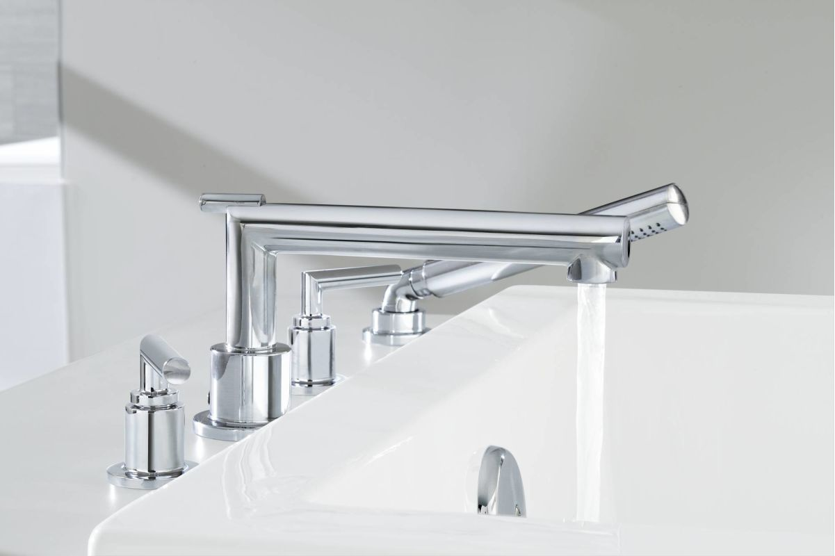 Faucet.com | TS93004BN in Brushed Nickel by Moen