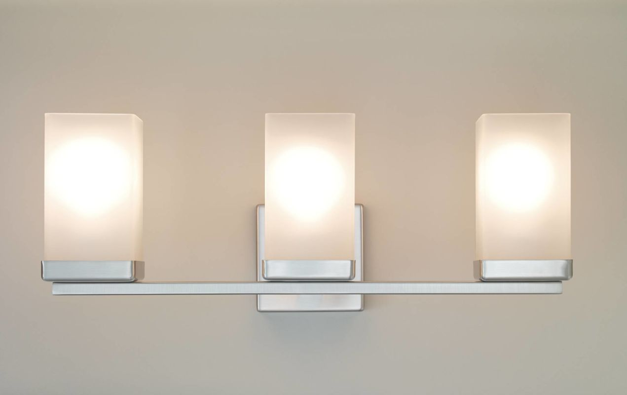 Moen Bathroom Lighting Faucetcom Yb8863bn In Brushed Nickel By Moen