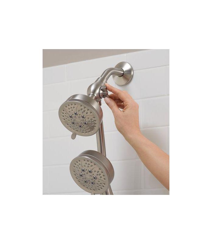Faucet Com 25000srn In Spot Resist Brushed Nickel By Moen
