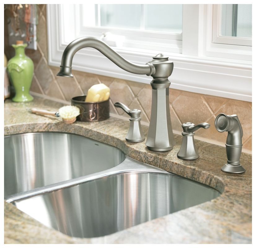 Moen Vestige Kitchen Faucet - Kitchen Ideas