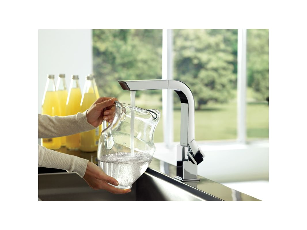 faucet com s7597c in chrome by moen offer ends