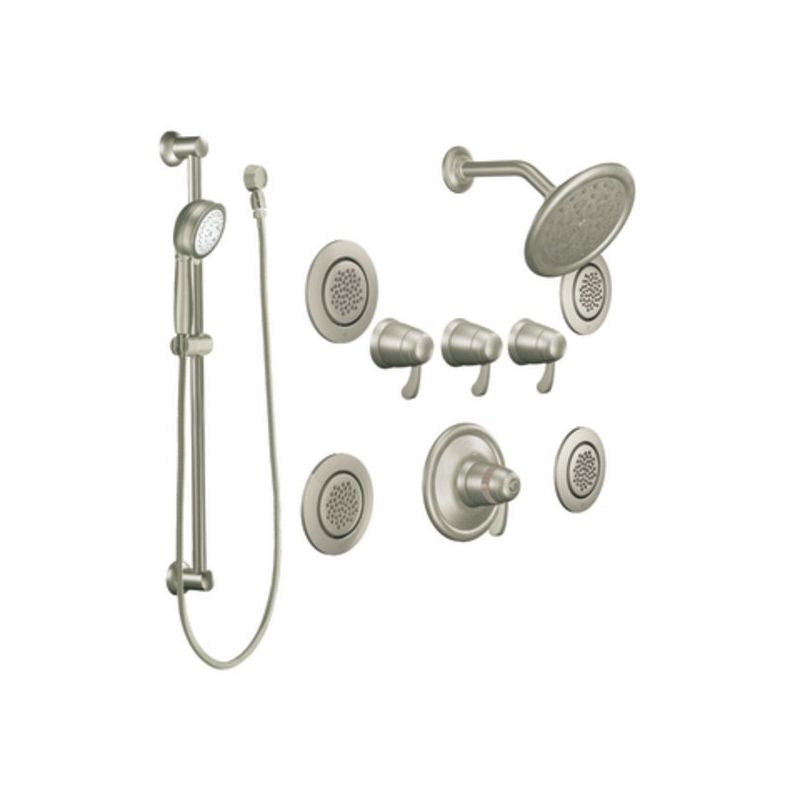 Faucet.com | TS276BN in Brushed Nickel by Moen