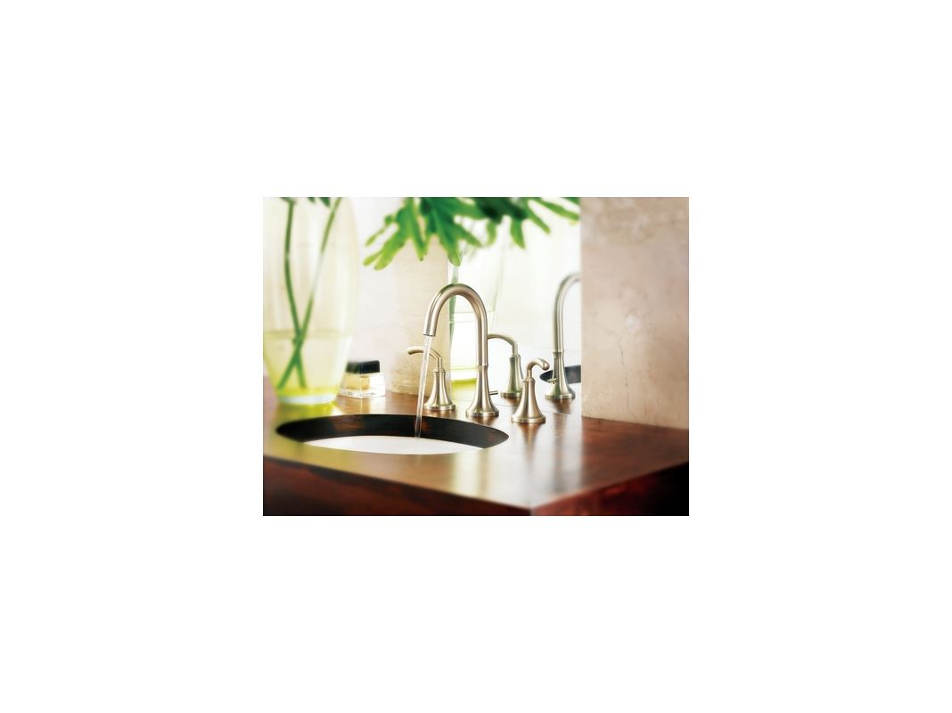 Faucetcom TS In Chrome By Moen - Moen icon bathroom faucet for bathroom decor ideas