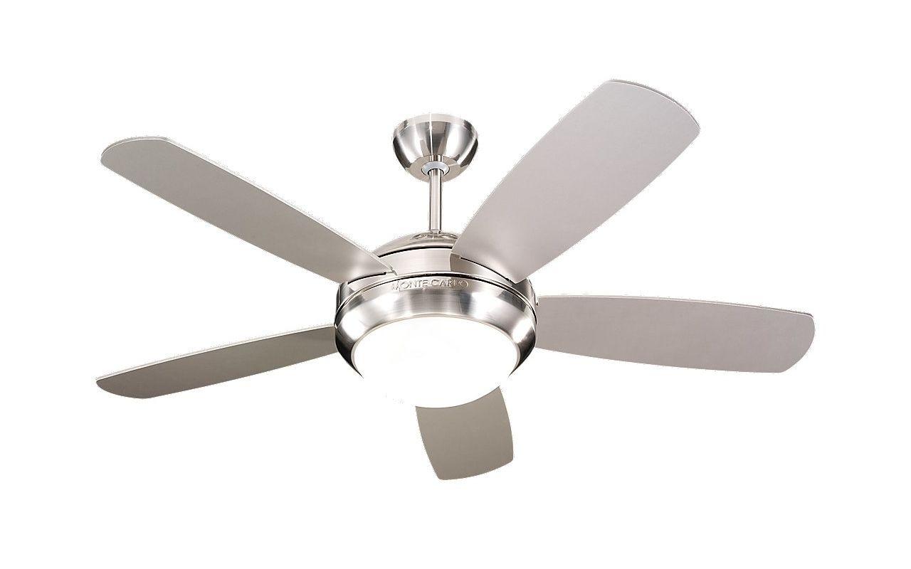 Building Ceiling Fan : Monte carlo discus ii ceiling fan build