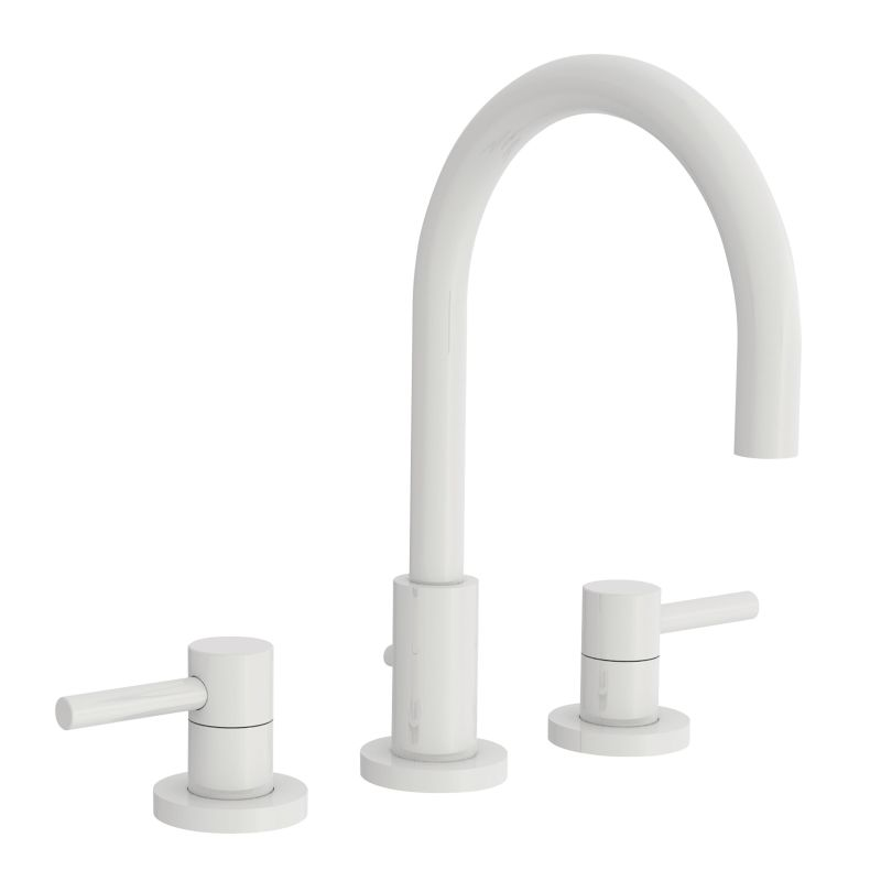 white bathroom faucet faucet 1500 50 in white by newport brass 15066