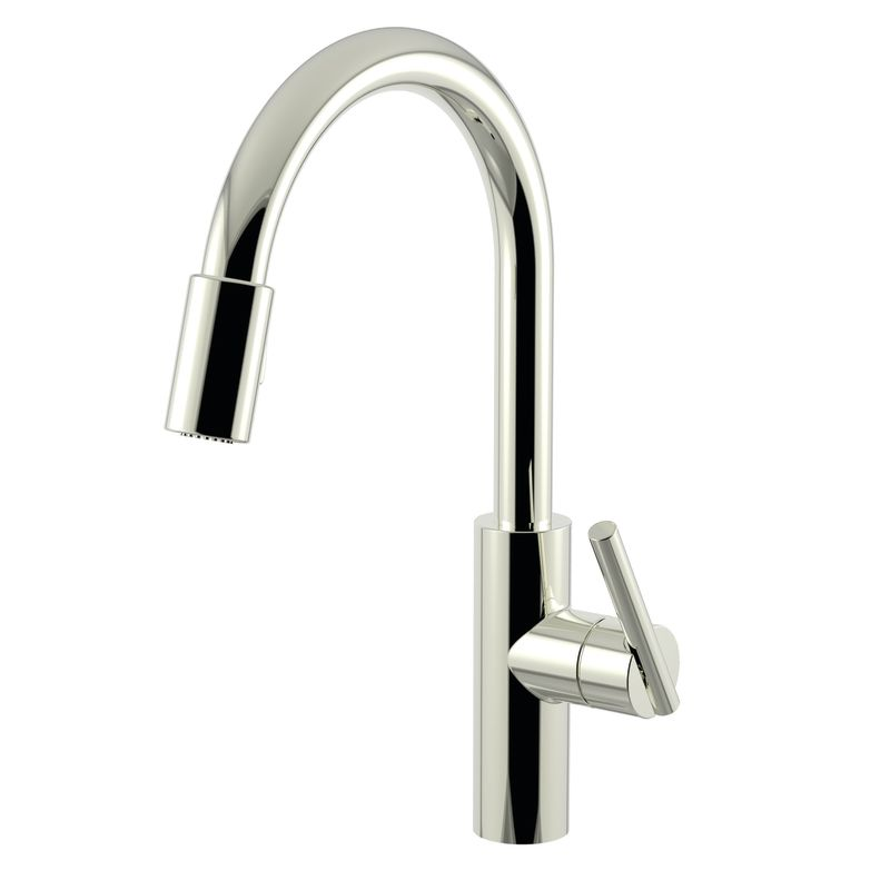 1500-5103/15 In Polished Nickel By Newport Brass