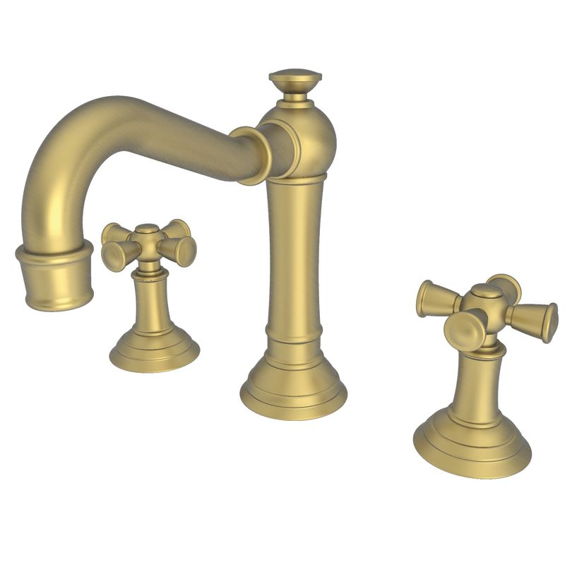 2460 06 in antique brass by newport brass Newport brass bathroom faucets
