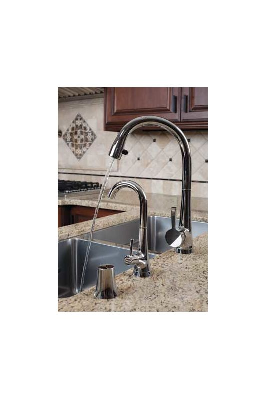 Faucet Com 2500 5103 26 In Polished Chrome By Newport Brass