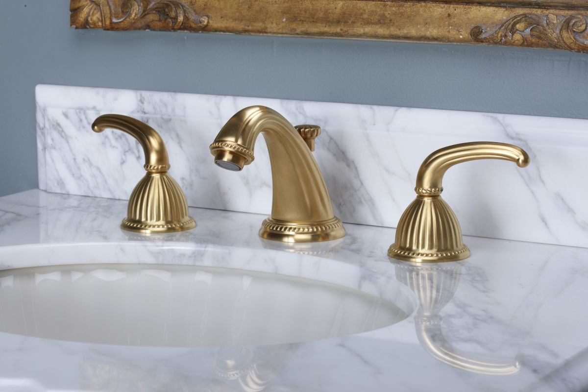 Faucet.com | 880/56 in Flat Black by Newport Brass