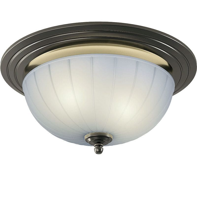 Nutone 745bnnt Brushed Nickel 70 Cfm 2 Sone Ceiling Mounted Hvi Certified Decorative Bath Fan