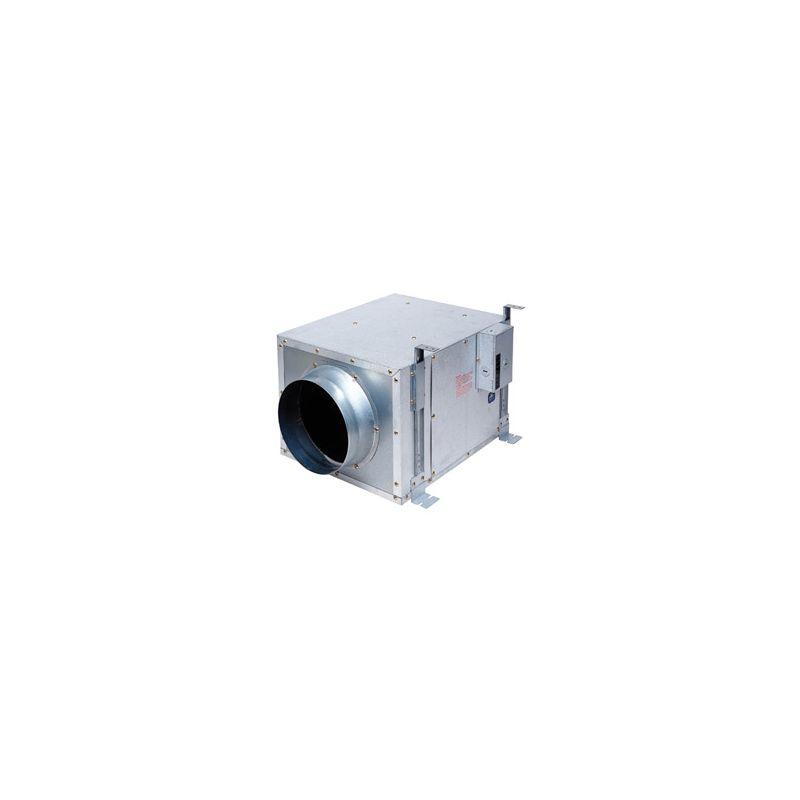 Panasonic fv 40nlf1 galvanized whisperline 440 cfm 2 1 for What size ceiling fan for 12x12 room