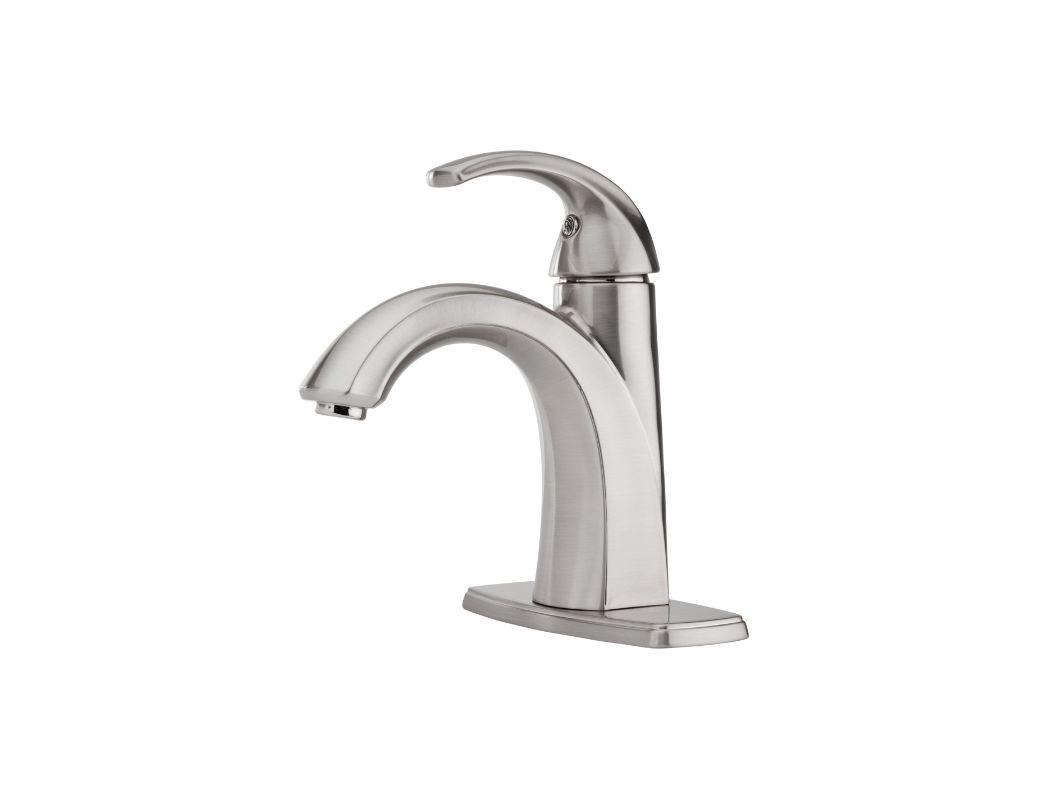 Faucet Com F 042 Slkk In Brushed Nickel By Pfister