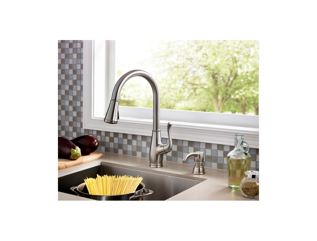 Faucet.com | F-529-7SWS in Stainless Steel by Pfister