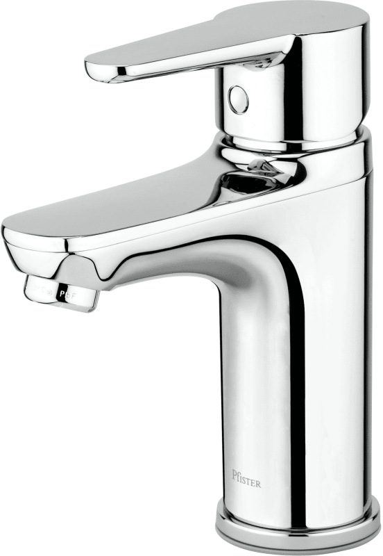 Lg142 0600 in polished chrome by pfister for Modern bathroom faucets sale
