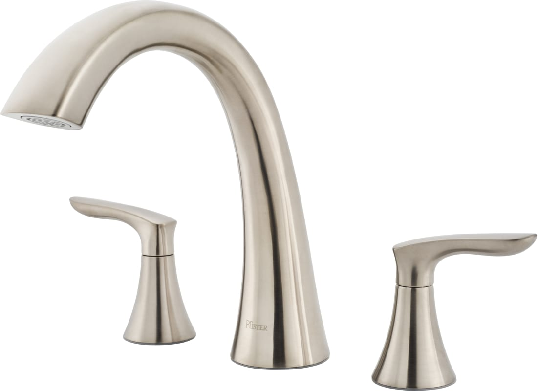 Faucet.com | RT6-5WRK in Brushed Nickel by Pfister
