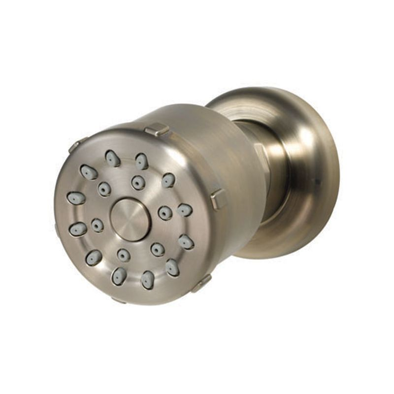 "Pfister Treviso Pfister 015-BD0K Brushed Nickel 1/2"" Shower System Body Spray ..."