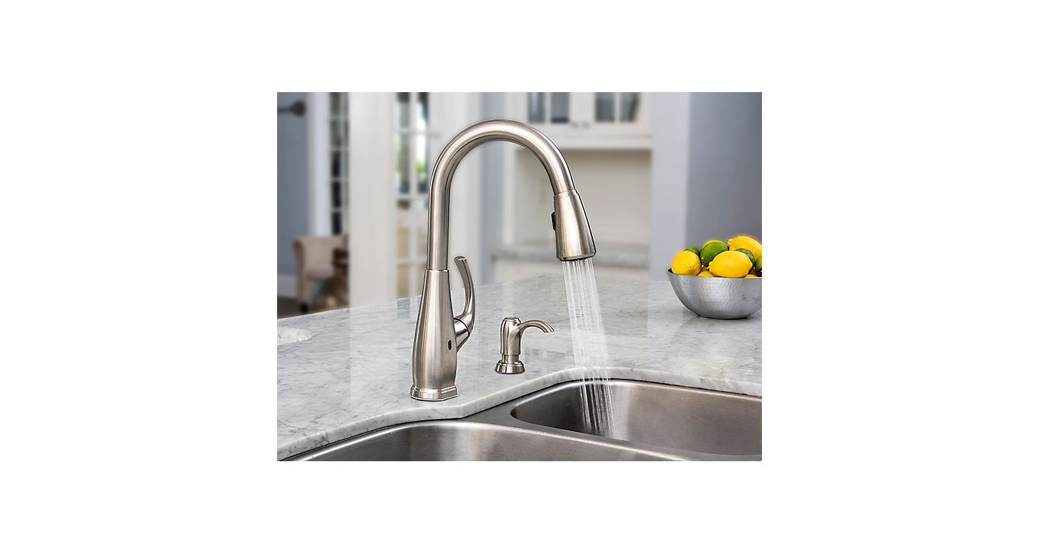 Pfister Kitchen Faucet. All Metal Kitchen Faucets 36 Nice All Metal ...