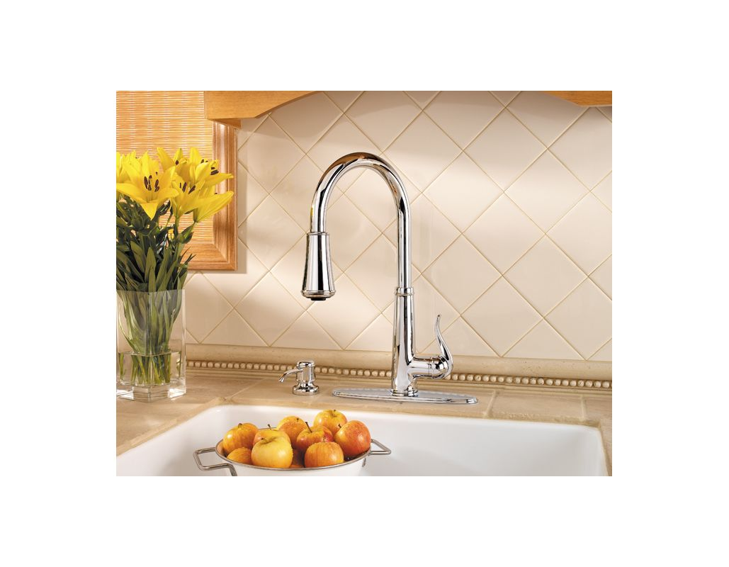 faucet com gt529 ypk in brushed nickel by pfister offer ends