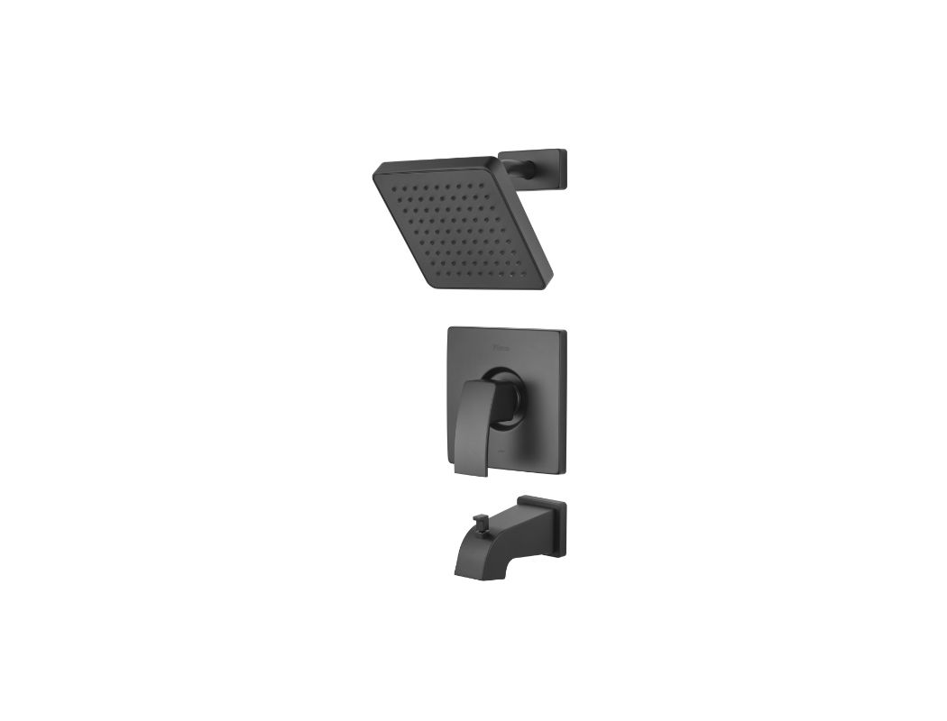 Faucet Com R89 8dfb In Black By Pfister
