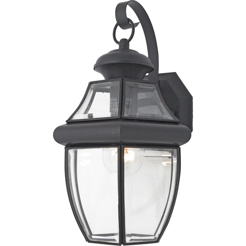 Quoizel Ny8316k Mystic Black Newbury 1 Light 14 Quot Tall