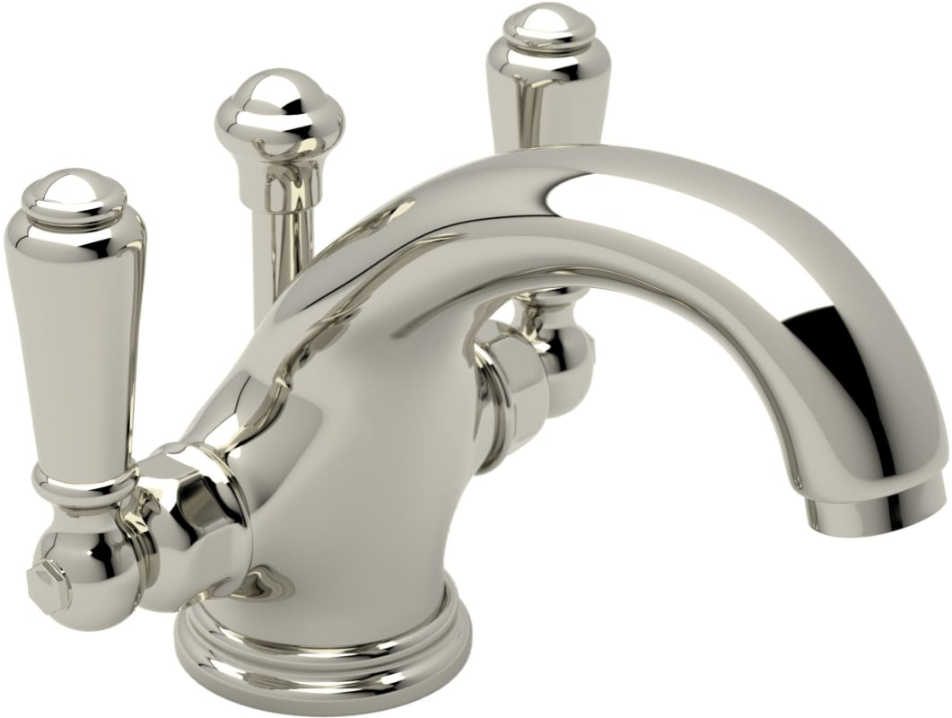In Polished Nickel By Rohl