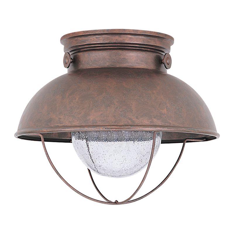 Sea Gull Lighting 886991S-44 Weathered Copper Sebring
