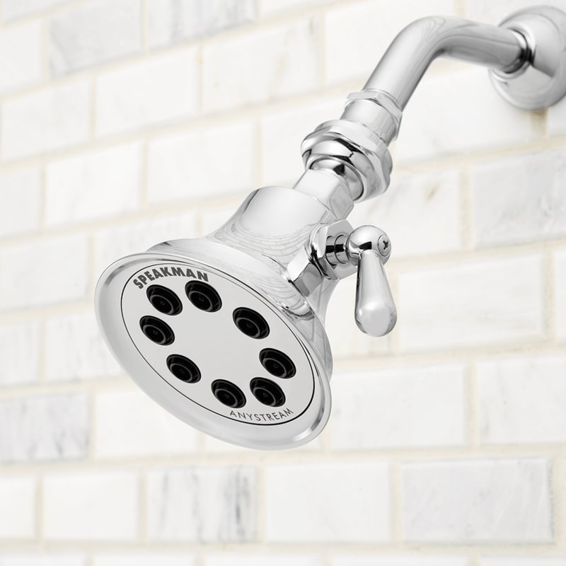 Faucet.com | S-3015 in Polished Chrome by Speakman