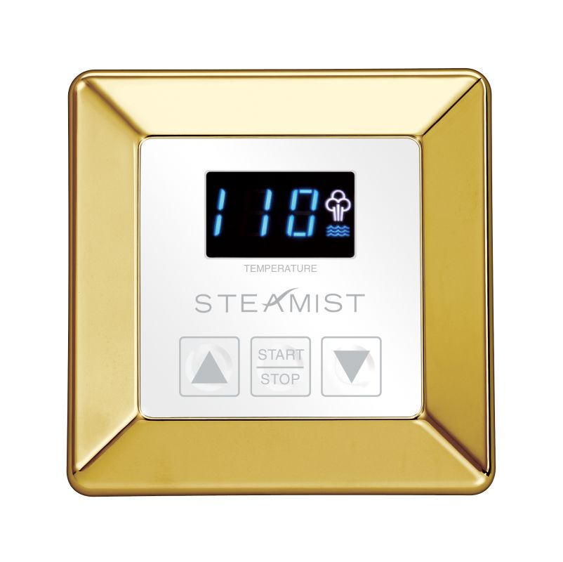 Faucet Com Smc 150 Pb In Polished Brass By Steamist