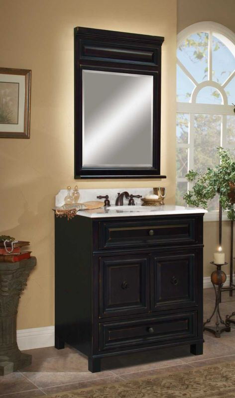 Alternate View - Faucet.com BH3021D In Antique Black By Sunny Wood