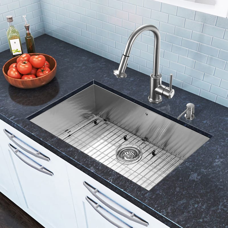 Vigo Stainless Steel Pull Out Spray Kitchen Faucet Review