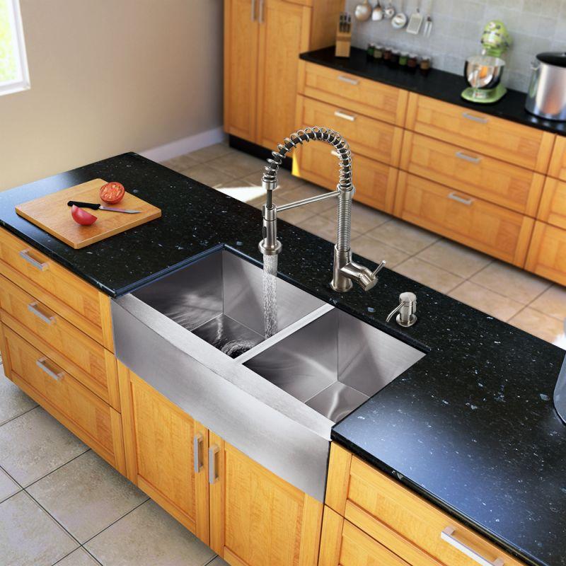 Vg15131 in stainless steel by vigo - Vigo sink accessories ...