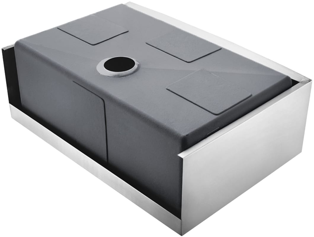 Sink With Cutting Board Faucetcom Vgr3020c In Stainless Steel By Vigo
