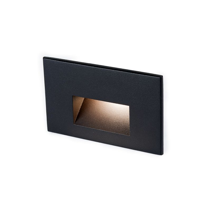 Step Light With Photocell: WAC Lighting 4011-27BZ Bronze / Aluminum Nightscaping