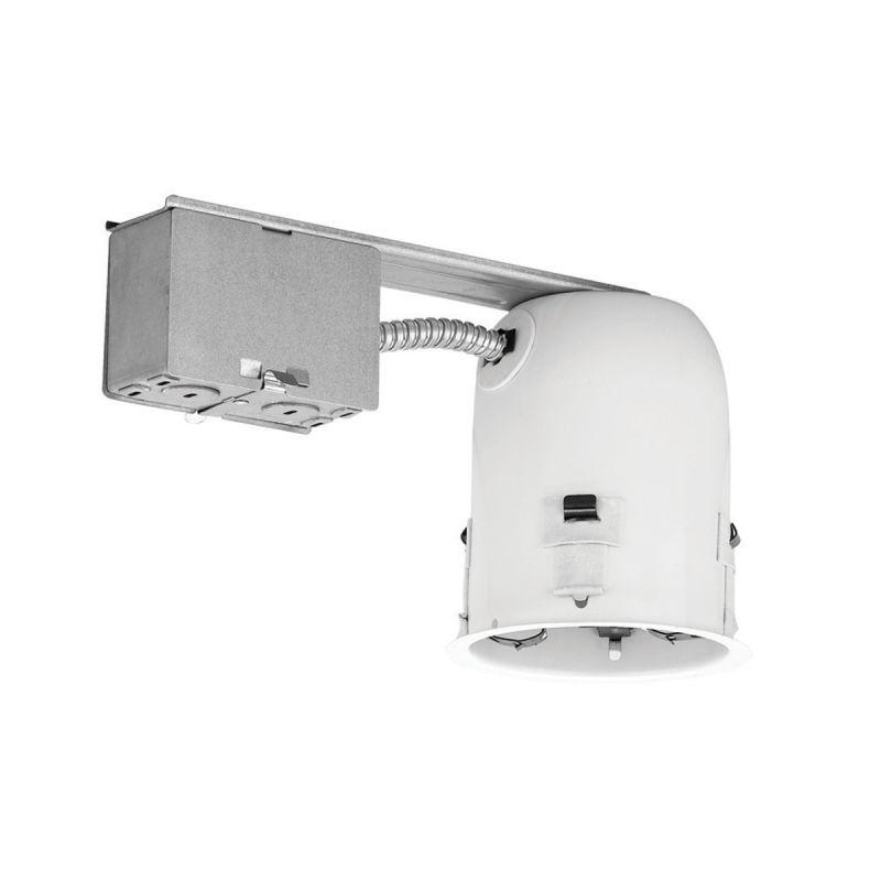 4 Recessed Lighting Housing Ic Remodel : Wac lighting r s a n quot trim recessed light housing