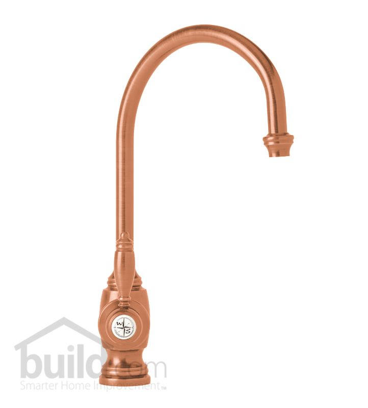 Faucet Com 4300 Pc In Polished Copper By Waterstone