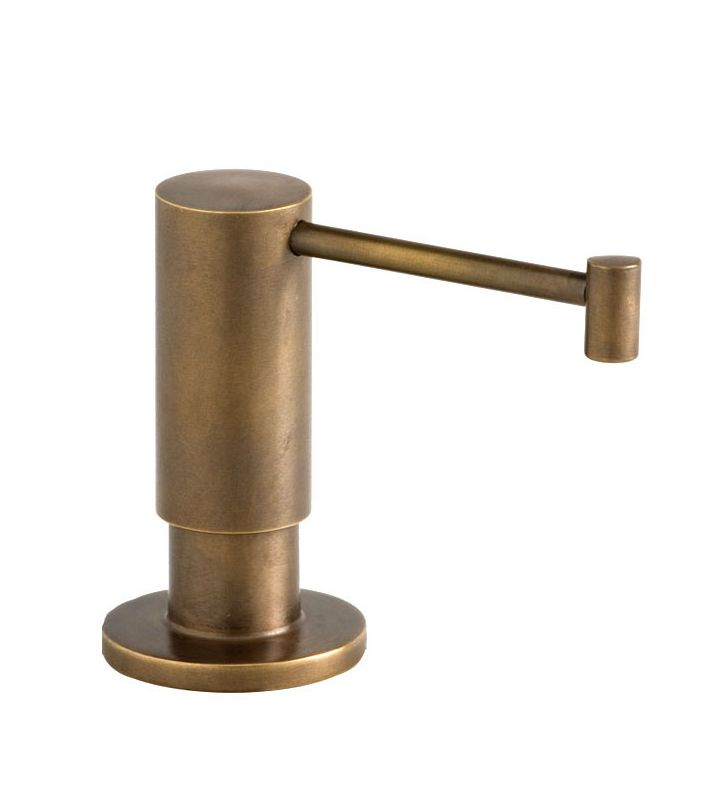 Waterstone Kitchen Faucets: 5300-3-AP In Antique Pewter By Waterstone