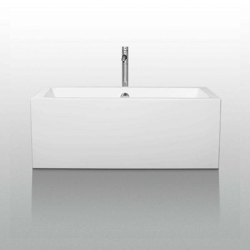 60 free standing tub. Offer Ends Faucet com  WCOBT101160 in White by Wyndham Collection