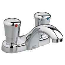 8 in centerset bathroom faucet. American Standard 1340 225 Commercial Application Metering Faucets at Faucet com
